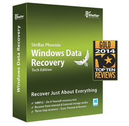 Stellar Phoenix Windows Data Recovery Tech